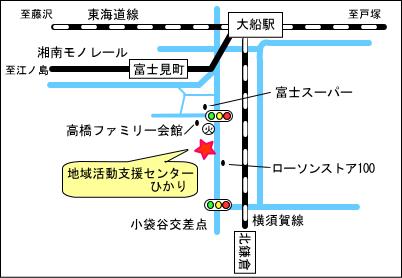 ひかりの地図